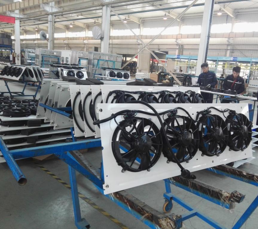 Yutong Bus A.C Condenser Fans