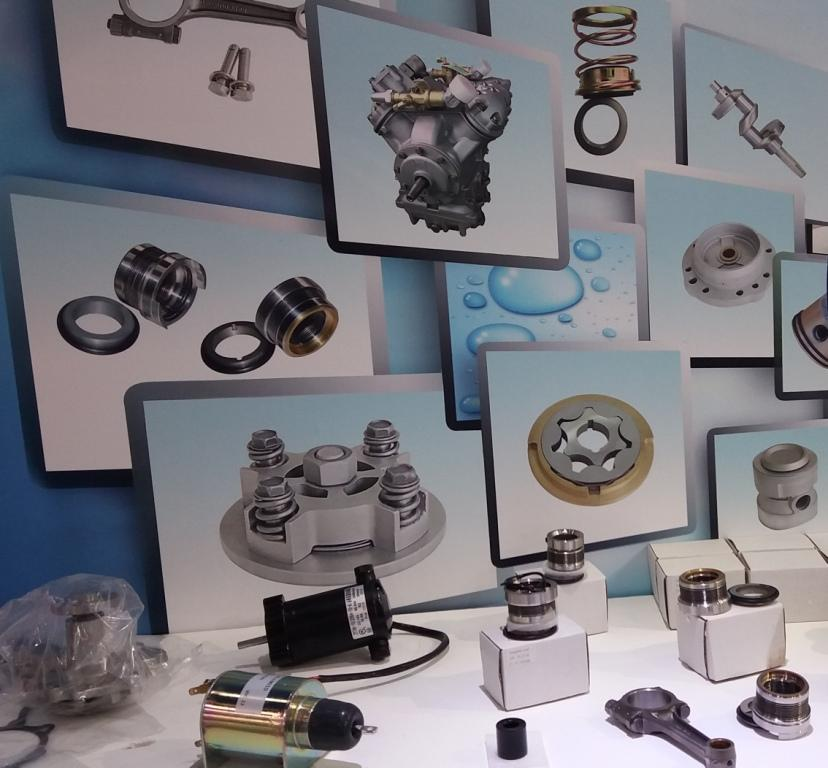 Bitzer & & Bock & Thermo King Compressors Parts